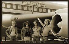 Led Zeppelin 24 x 36 poster Classic Rock Rock n Roll Music Memorabilia print