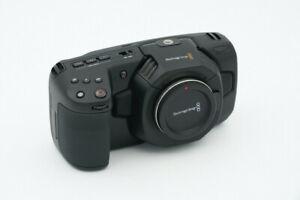 Blackmagic Pocket Cinema Camera 4K *NEUWERTIG + Extras*