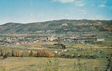 Vue Panoramique de la Ville BAIE ST PAUL Charlevoix Quebec Canada UNIC Postcard