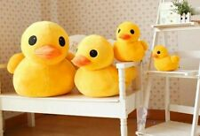 "Lovely Gift 8"" Yellow Duck Stuffed Animal Plush Soft Cute Doll Pillow 20cm Toys"