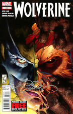 WOLVERINE #310 SIGNED BY ARTIST SIMONE BIANCHI