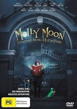 Molly Moon And The Incredible Book Of Hypnotism : NEW DVD