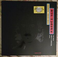 George Harrison With Eric Clapton And Band Live In Japan LP Original 1992 New