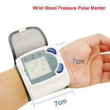 Automatic Digital Wrist Type Blood Pressure Pulse Blood Pressure Monitor