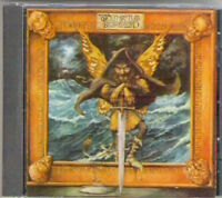 BROADSWORD & THE BEAST Jethro Tull Ian Anderson 1983 CD Folk-rock Origin Classic