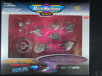 Galoob 1995 Micro Machines Space Star Trek The TV Series II Collector Edition