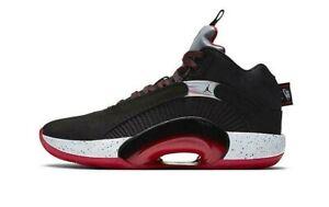 Nike Air Jordan XXXV Black Multi Size US Mens Athletic Shoes Casual Sneakers