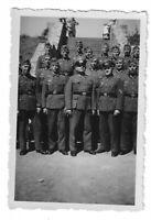 Foto, Soldatengruppe in Uniform
