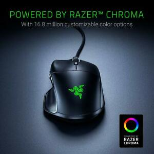 Razer Basilisk Essential Gaming Mouse 6400 DPI 7x Programmable Mechanical Switch