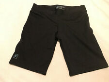 Warrior Wear Black Athletic Training Workout Dual-Blend Shorts Mens XL Made USA