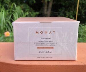 Monat Be Gentle Nourishing Moisturizer 1.52 fl oz w/ Hyaluronic Acid - Brand New