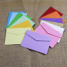 10 Pcs Craft Paper Envelopes Vintage European Style Envelope For Card Gift