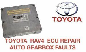 RAV4 /VERSO TRANSMISSION ECU 89661-42682 / 8966142682 REPAIR SERVICE