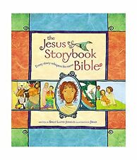 The Jesus Storybook Bible: Every Story Whispers His Name Free Shipping