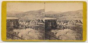 NEW YORK SV - Sloatsburg Scenery - Anthony 1860s