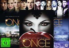 Once Upon a Time: Es war einmal - Die komplette 1 + 2 + 3 Staffel    | DVD | 037