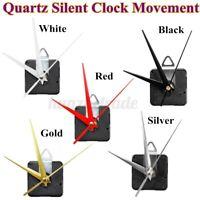 5 Colors Clock Movement Mechanism Module DIY Kit Quartz Silent Hour Minute Hands