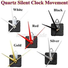 5 Colors Clock Movement Mechanism Module DIY Kit Quartz Silent Hour Minute Hands