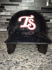 Tennessee Smokies Chicago Cubs Minor League Game Worn Baseball Batting Helmet
