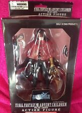 Final Fantasy Advent Children Square Enix Action Figure Vincent Valentine