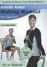 SUZANNE ANDREWS: FUNCTIONAL FITNESS - ARTHRITIS RELIEF WALKING WORKOUT FOR SENIO