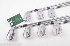TAYLORMADE RAC COIN FORGED IRONS / 3-9 IRON / REGULAR RIFLE 5.0 SHAFTS / 42883