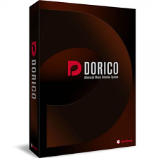 Steinberg Dorico Music Notation Software Full Version *Brand New* Academic