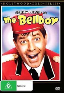 The Bellboy DVD