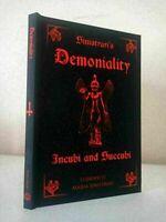 SINISTRARI'S DEMONIALITY, Incubi & Succubi, Goetia, Demonology, RARE OCCULT