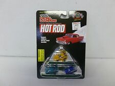 Racing Champions Hot Rod with Chevy Bel Air