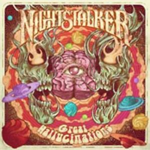 Nightstalker - Great Hallucinations LP #128230