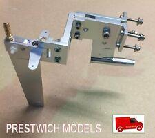 Puntal y timón Offset 4MM RC Modelo Bote sin escobillas
