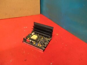 EXTRON DRIVE CARD BOARD 181-T 180 VDC 2HP 12A A AMPS 5 IN-LB AT TERMINALS USED