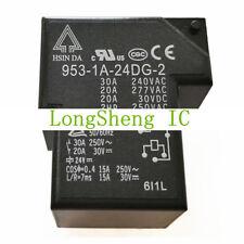 1pcs 953-1A-24DG-2 High power relay new