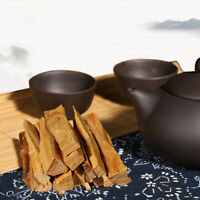 7CM Sandalwood Wood Incense Sticks Irregular Resin Incense 50g Pure Real