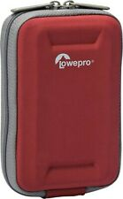 Lowepro Volta 25 Compact Camera Pouch Red Lp36689