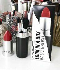 MAC Make up brush set Includes lipstick designer holder perfect gift M.A.C.
