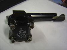 NOS Maurice MONGOOSE Black BMX Quill STEM 22.2  Cruiser Neck