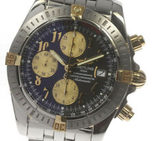 BREITLING Chronomat Evolution Bicolo B13356 Automatic Men's Watch_454708
