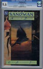 Sandman   #9   CGC  9.6   NM+    White pages    9/89   1st App. of Nada