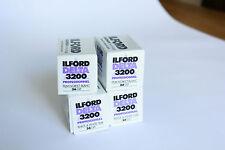 Ilford Delta 3200 35mm pellicola EXP (confezione da 4)