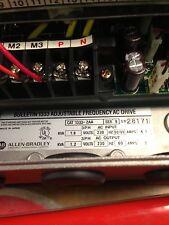 1333-ZAA Allen Bradley Ac Drive / A2-0.55KW SEW Eurodrive