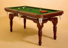 New Alliance 'Balmoral' Snooker / Pool Dining Table