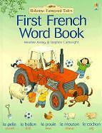 First French Word Book von Health Amery und Stephen Cartwright (2003, Gebunden)