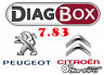Diagbox 7.83.diagnostic software for Citroen/Peugeot Lexia 3 interface download