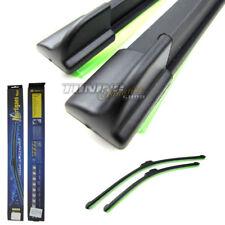 2x Premium Suave / Flat Limpiaparabrisas Frontal Kit 530/450mm