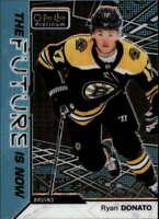 2018-19 O-Pee-Chee Platinum The Future is Now #FN-12 Ryan Donato Boston Bruins