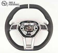 Leder Lenkrad für Mercedes-Benz 45 63 AMG ** W204 W212 X156 W176 R231 R172 Perf.