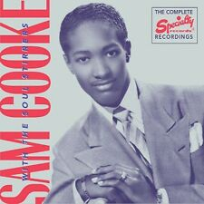 Sam Cooke - Complete Recordings of Sam Cooke with the Soul Stirrers [New CD]