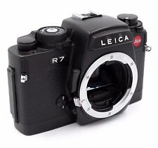 Leica R7 35mm SLR Film Camera (Body Only) - for Repair (Shutter Problem)